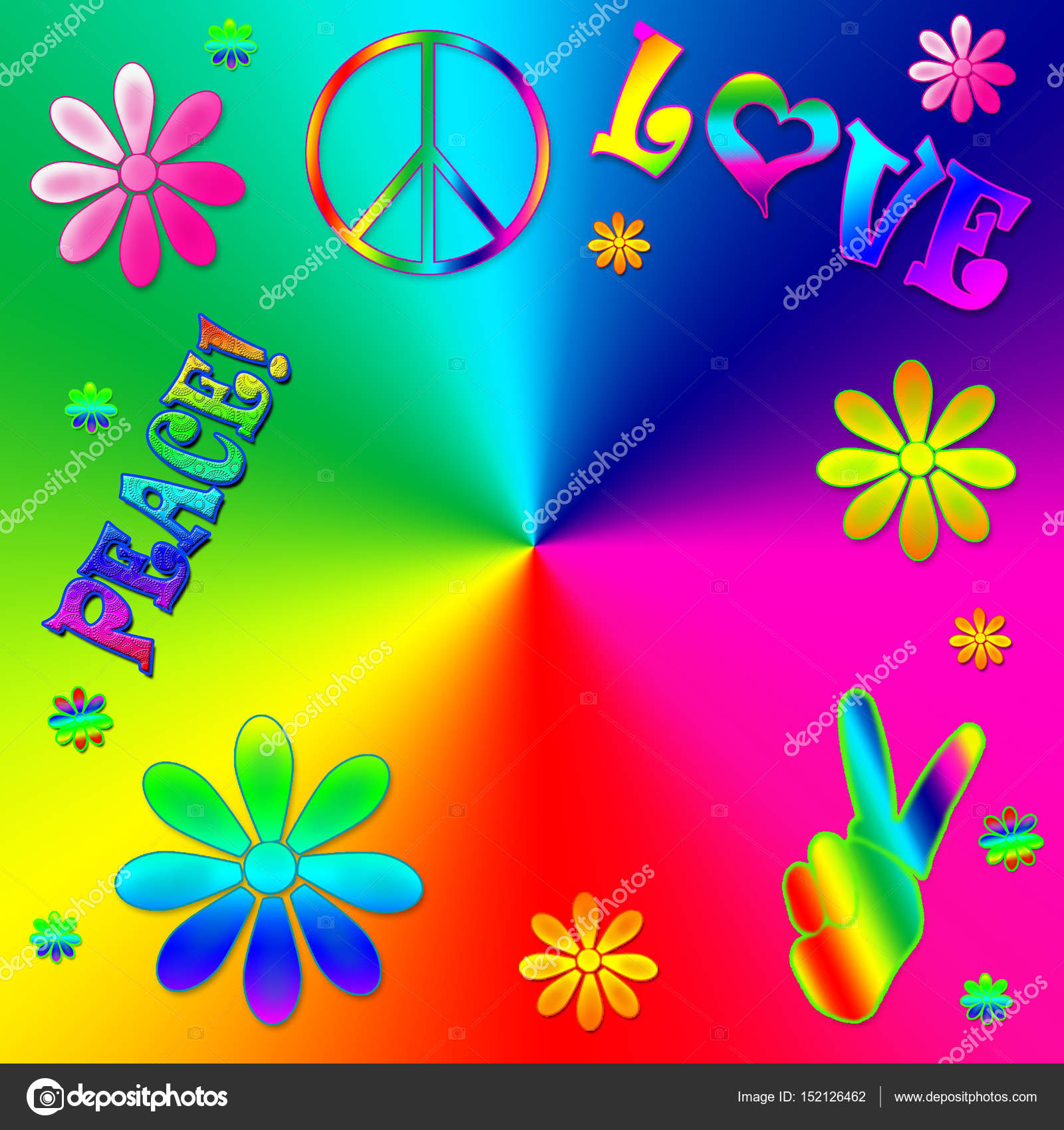 Hippie background in vivid wild colors and designs stock photo hippie background in vivid wild colors and designs stock photo voltagebd Choice Image