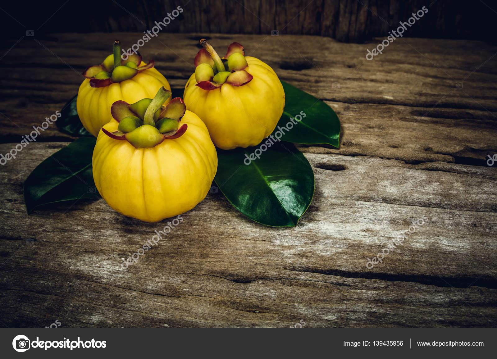 immagini di garcinia cambogia frutta