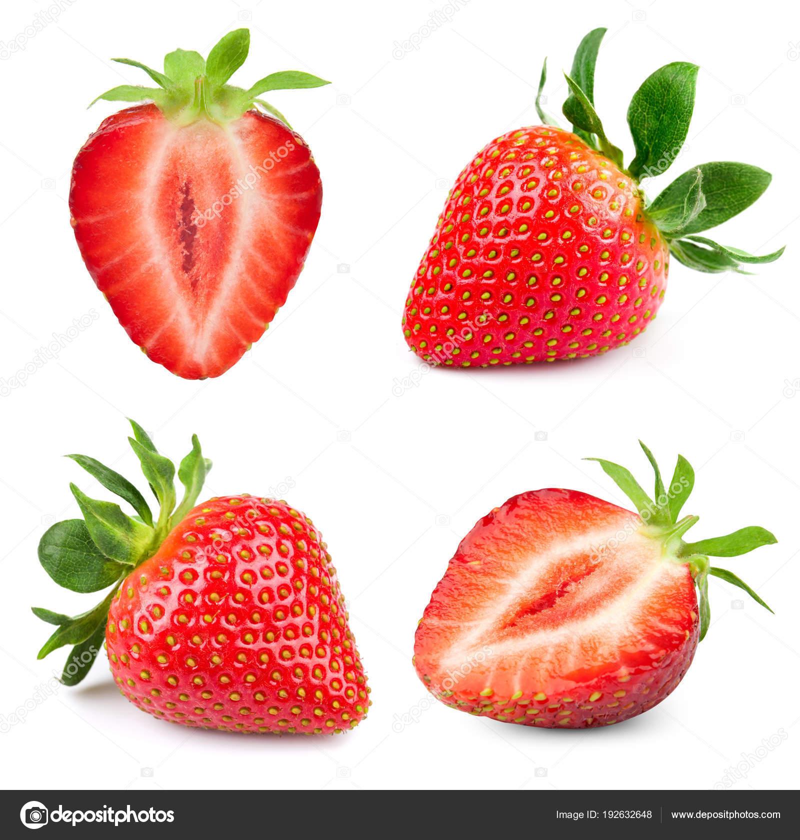 Strawberry Half Pictures