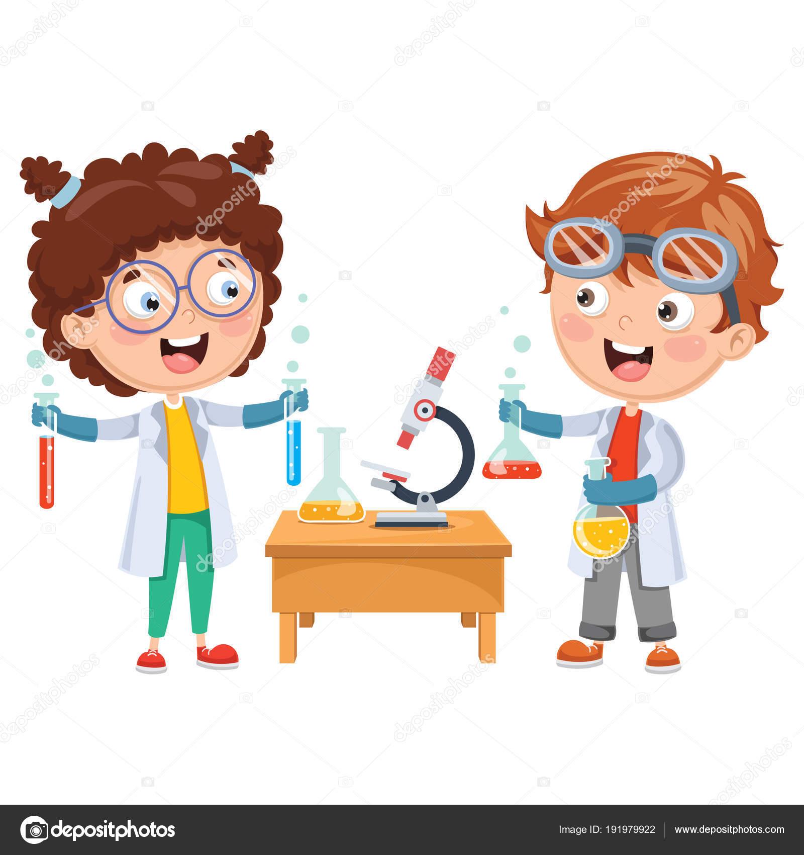 химия для детей картинки