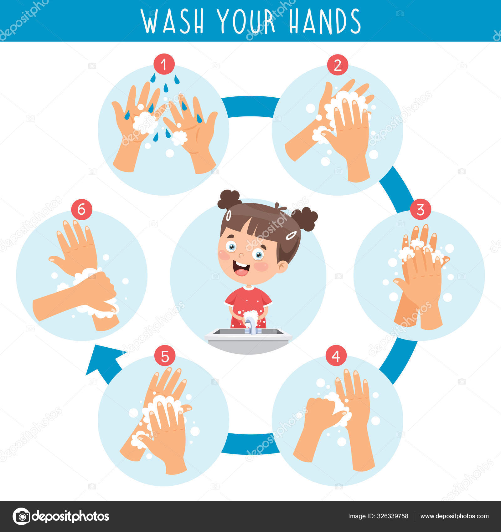 Kids holding hands clipart black and white free - ClipartAndScrap