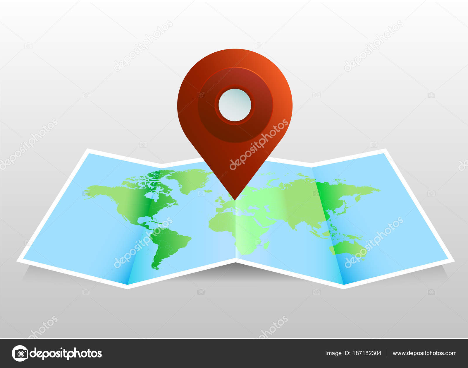 Vector map world map navigation icons vector illustration stock vector map world map navigation icons vector illustration stock vector gumiabroncs Image collections