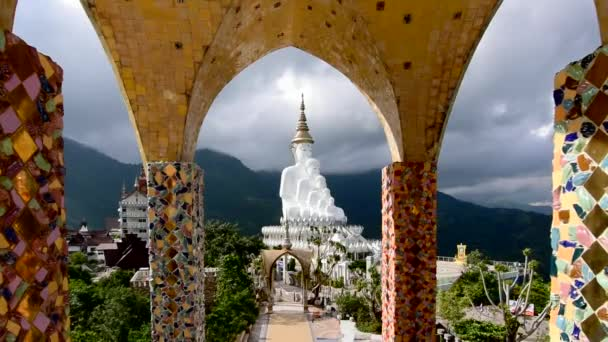 Wat Phra Sorn Kaew Khaoko Phetchabun, Thaiföld.