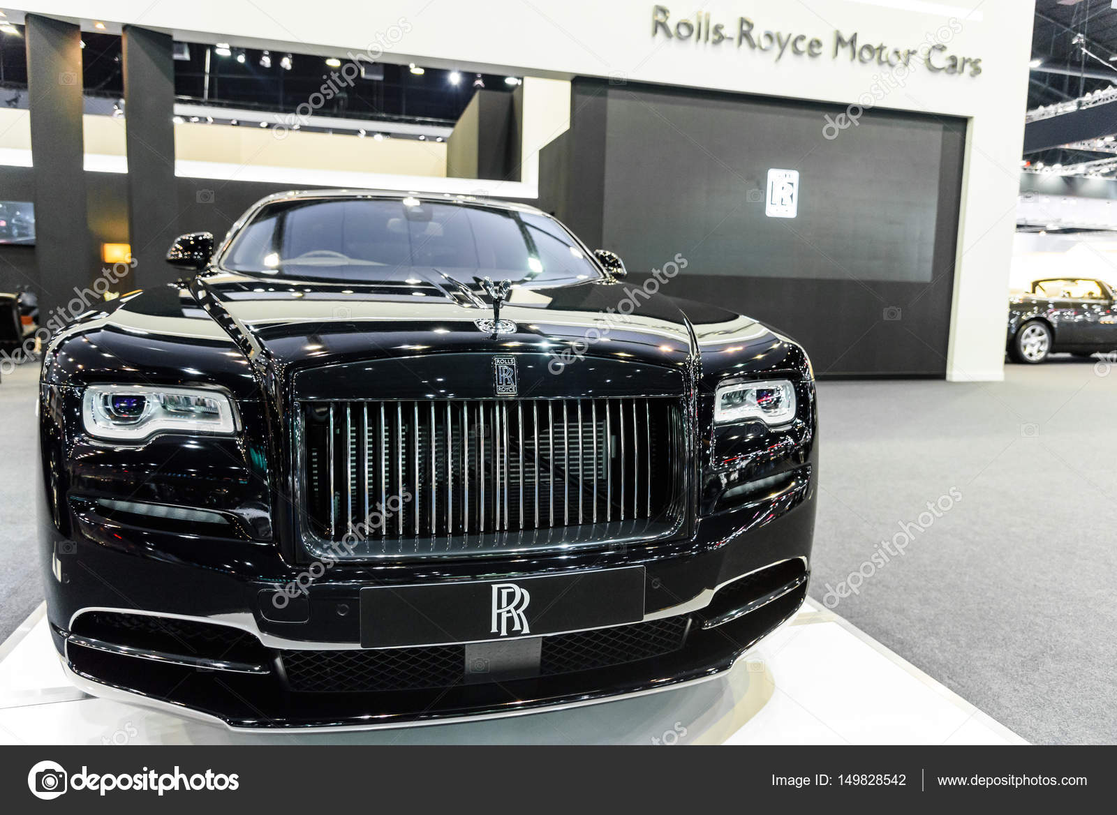 Rolls Royce Wraith Black Badge Stock Editorial Photo C Tofudevil