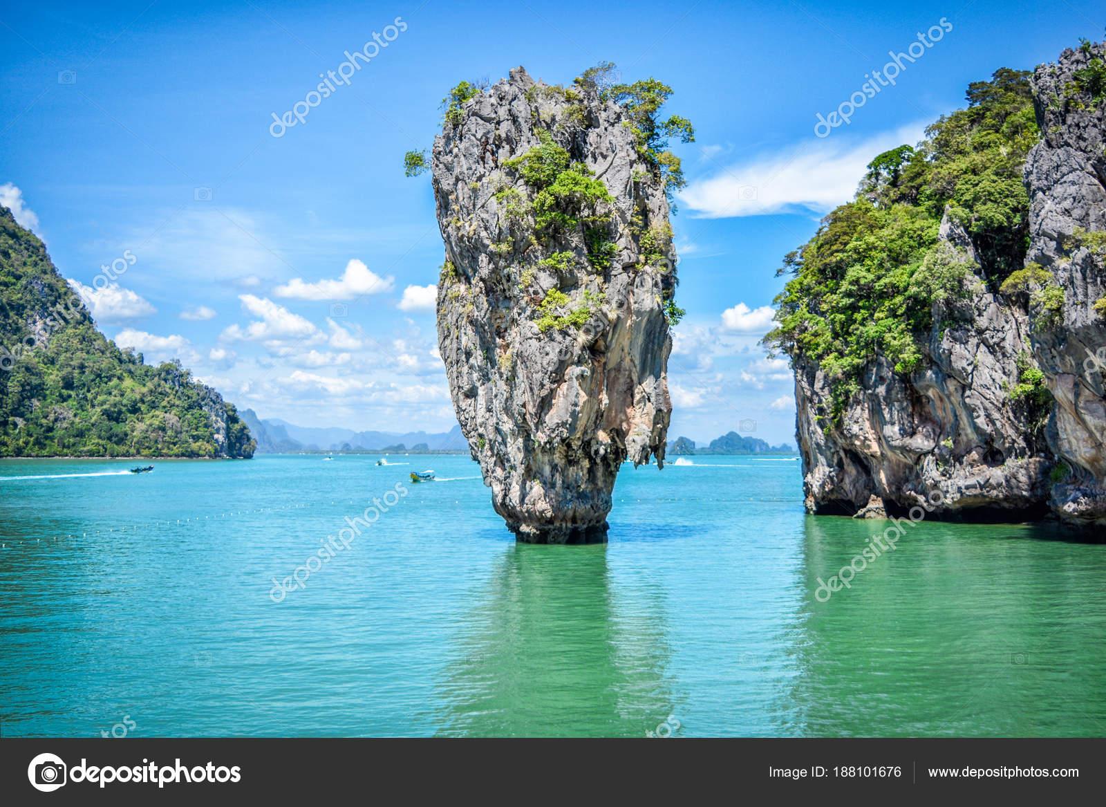 James Bond Island Thailand James Bond Island One Most