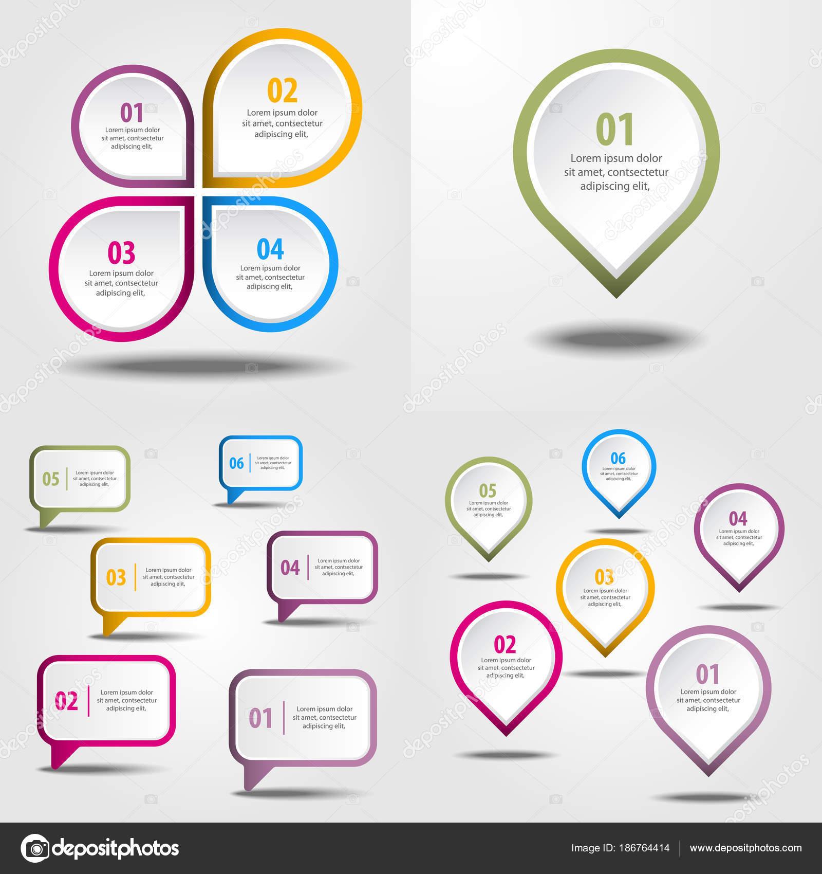 Negocios línea de tiempo estrategia infografía diseño plantilla ...
