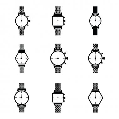 the Watch Icons Set