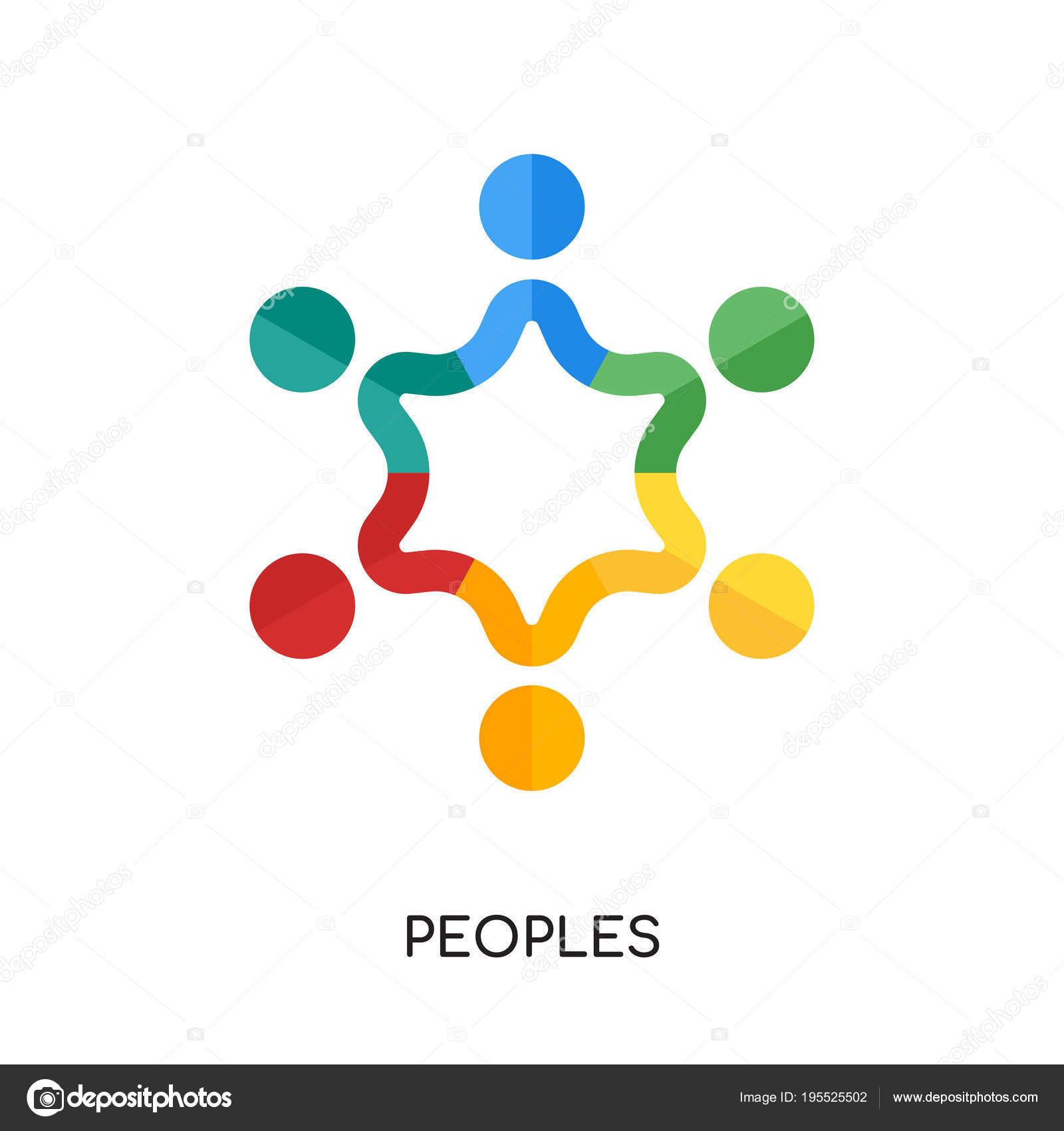 Fondo Trabajo En Equipo Png Sin Logo De Pueblos Aislado En Fondo