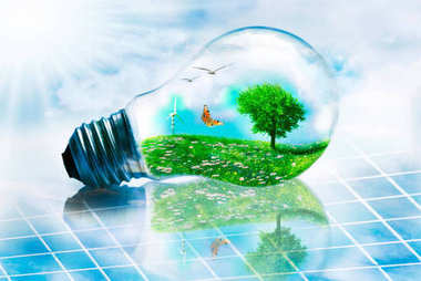 renewable energy and environment