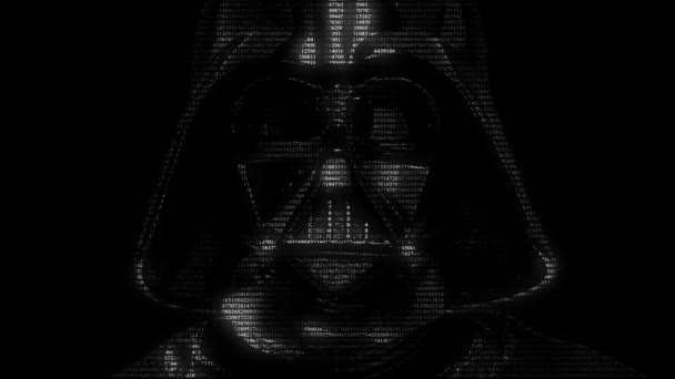 Darth Vader or Anakin Skywalker Face Animation