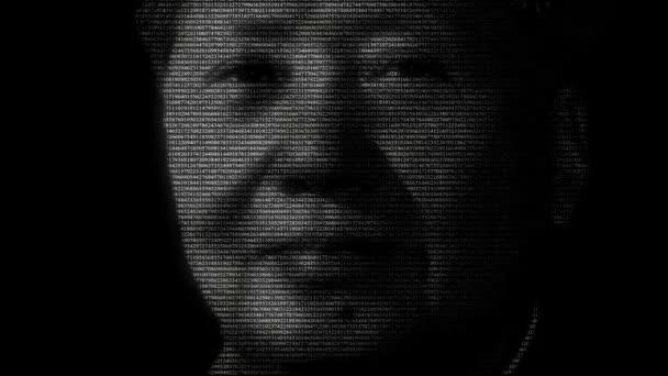 Mao Tse Tung Zedong portrét animace