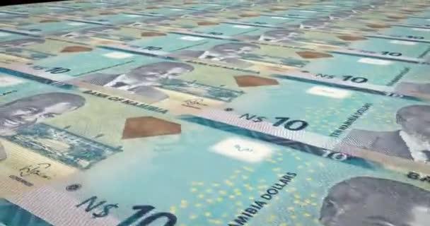 現金お金 ループ ナミビアの ナ...