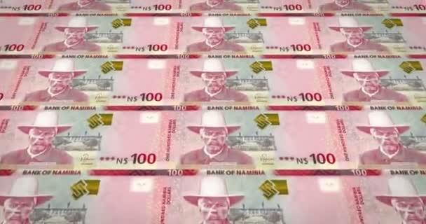 現金お金 ループ ナミビアの百ナ...