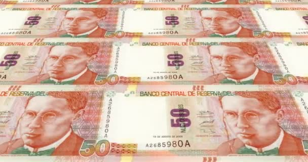 Banknotes fifty peruvian soles peru cash money loop stock video banknotes fifty peruvian soles peru cash money loop stock video altavistaventures Images