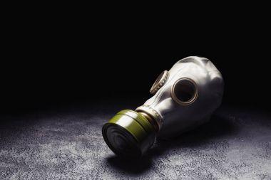 "Картина, постер, плакат, фотообои ""газовые маски на ядерной aftermath"", артикул 180714632"