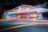 nyilvános Skywalk és a forgalom az Chong Nonsi állomás, Ba