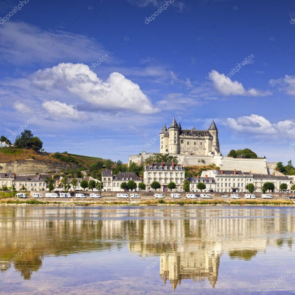 Saumur Loire Valley France