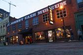 Johnny Cash Museumsgebäude in der Innenstadt von Nashville, Tn