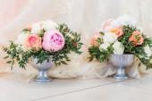 nové krásné květy na podlahu pro svatební dekorace