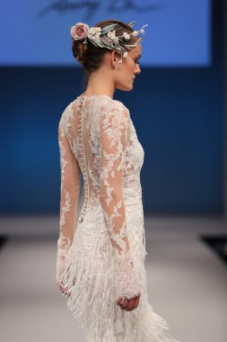 Anny Lin Fall 2017 Bridal Collection