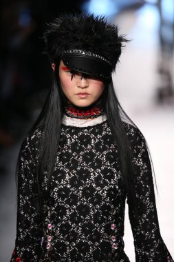 Desigual show New York Fashion Week