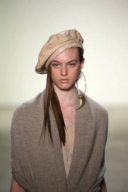 Nicholas K show, New York Fashion Week