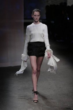 Milly Runway show