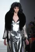 georgine kollektion auf new york fashion week