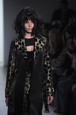 Georgine collection on New York Fashion Week