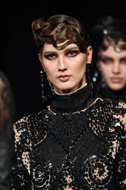 The Blonds fashion show