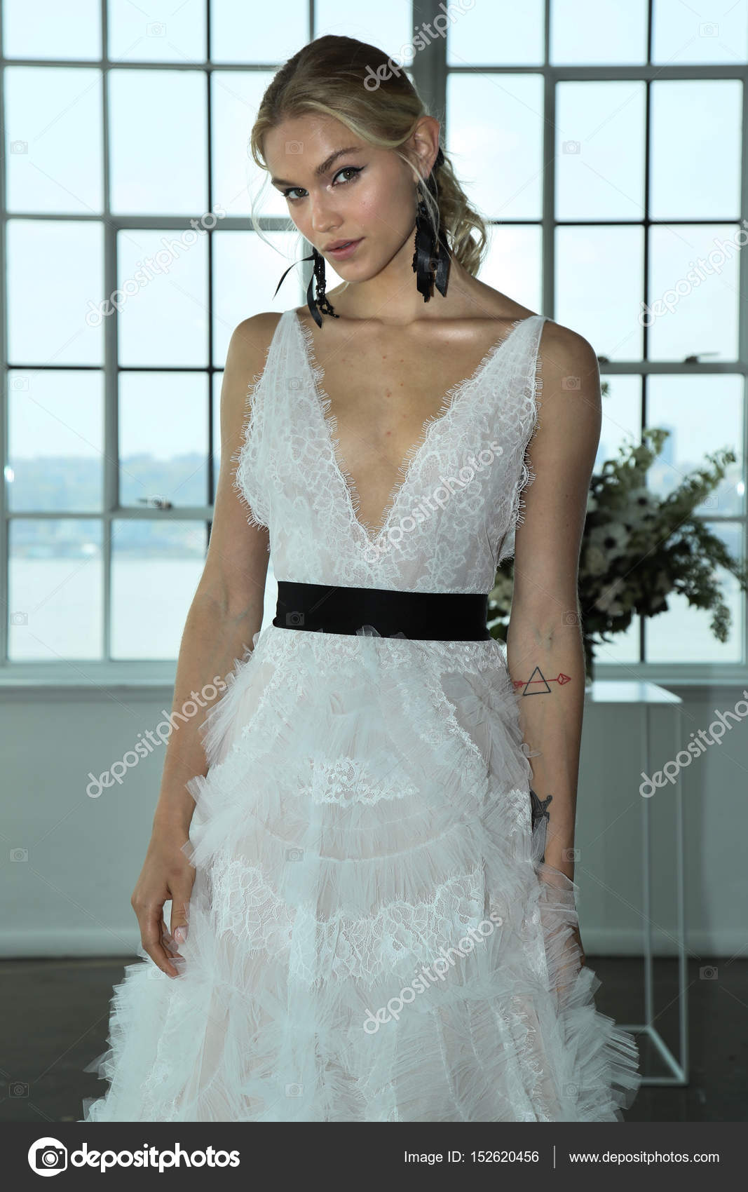 Marchesa Couture Bridal presentation – Stock Editorial Photo ...