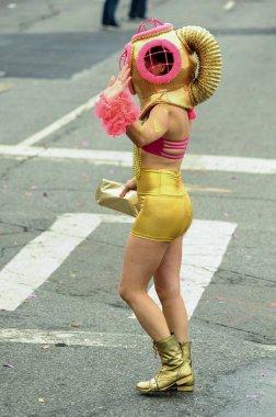 The 35th Annual Mermaid Parade