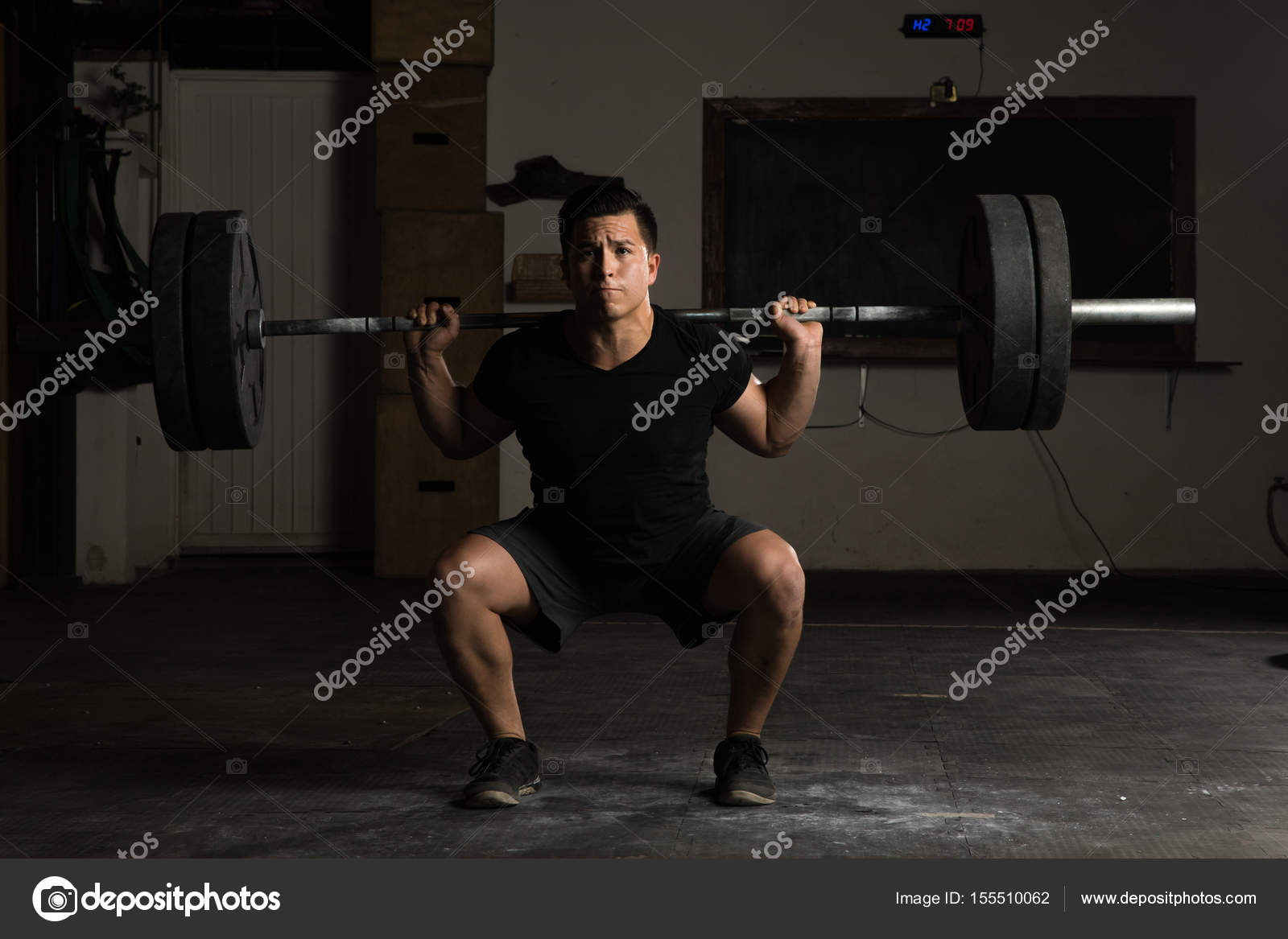 Bir Strongman Gibi Ağırlık Kaldırın