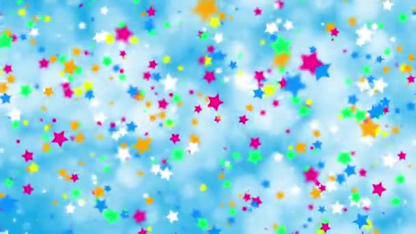 Tartozó színes csillagok