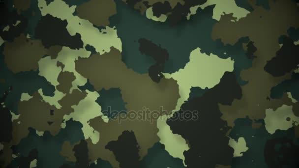 terepszínű katonai háttere