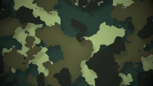 maskování vojenské zázemí