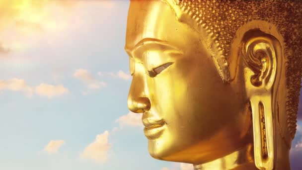 Buddha szobor Thaiföldön