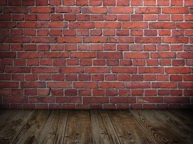 Blank grungy stonewall