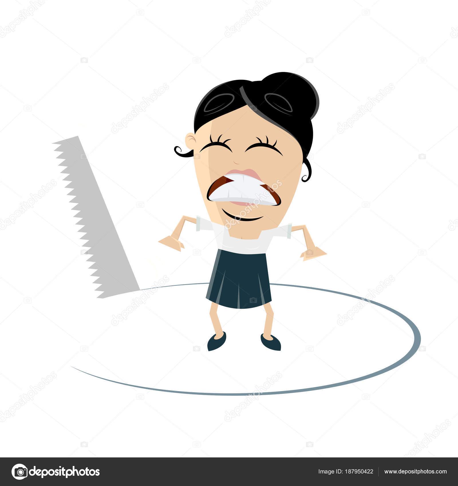 Clipart Danger Businesswoman Danger Clipart Stock Vector C Shockfactor De 187950422