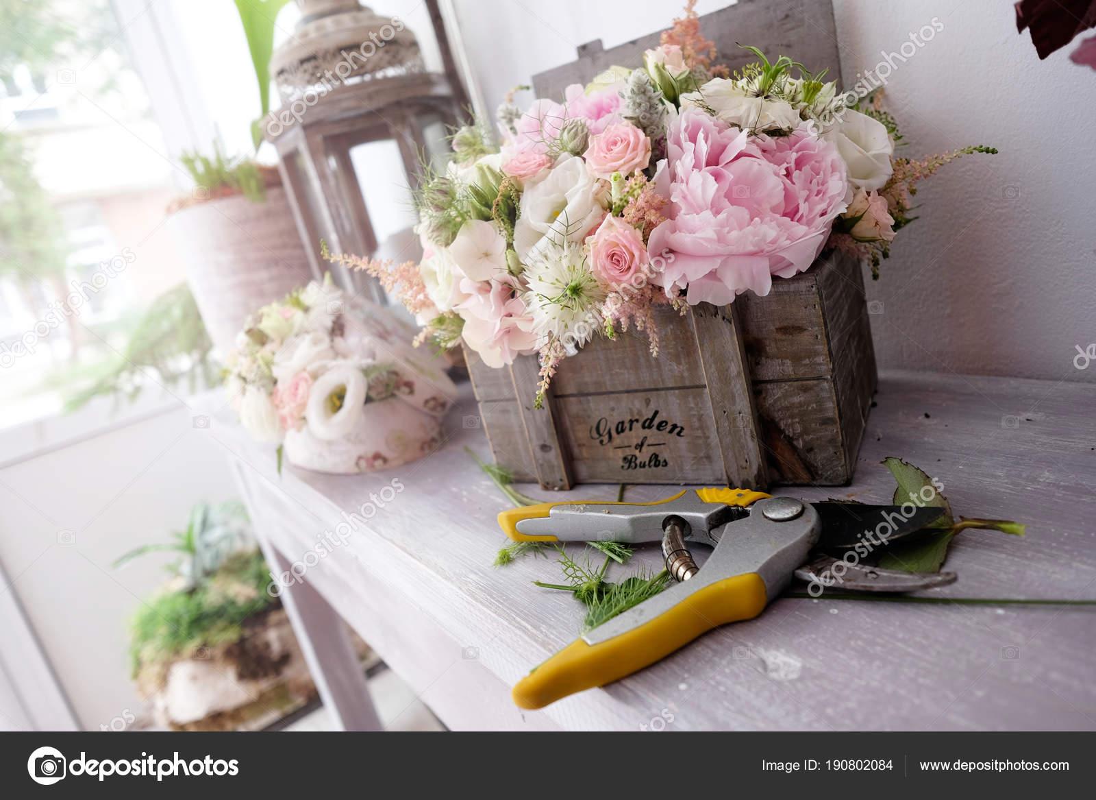 Imágenes Hermosos Arreglos Florales Ramos Rosas Para