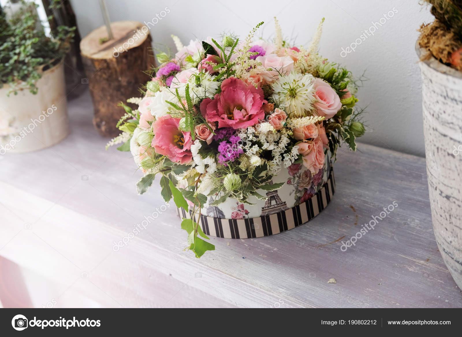 Arreglo Floral Natural Hermoso Arreglo Floral Para Evento