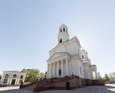 Alexander Nevsky Cathedral. Simferopol, Crimea