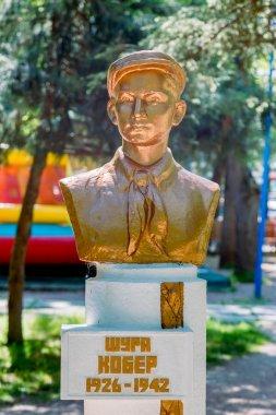 Schur Kober (1926-1942). Children Heroes Monument in the Childre