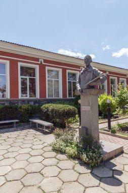 Simferopol, Crimea - May 9, 2016: Nikolai Semenovich Samokish (1