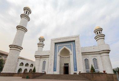 Central Mosque of Almaty. Almaty, Kazakhstan
