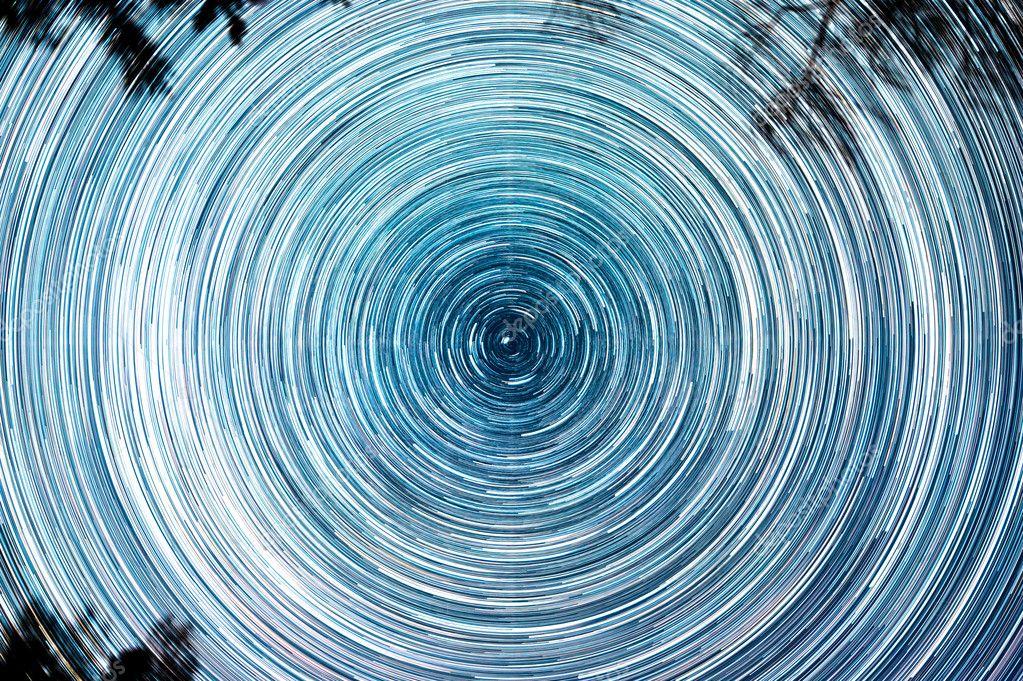 Bright traces of stars