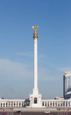 Kazak eli Stella. Independent symbol of Kazakhstan. Astana