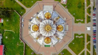 Cathedral of the Holy Archangel Michael. Izhevsk