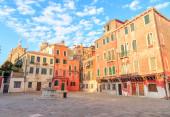 Venice, Italy. Campo San Stin Square