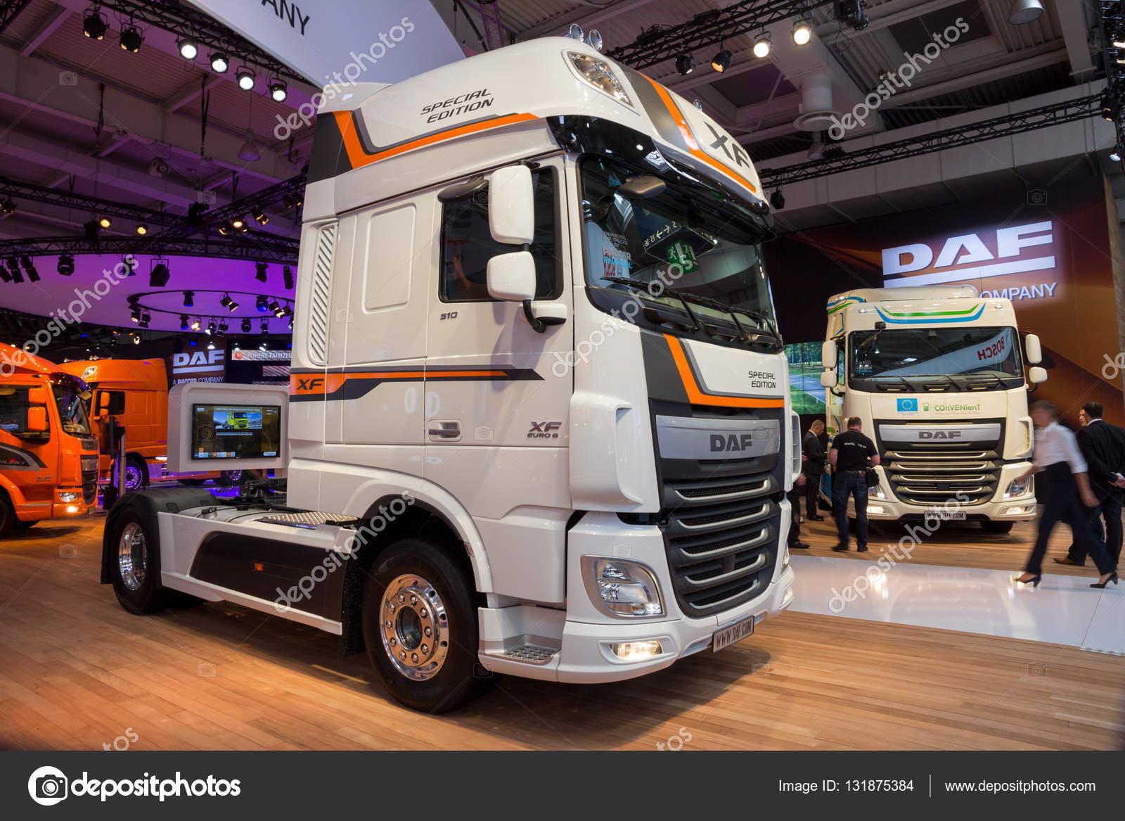 Foto daf xf euro 6 | DAF XF Euro 6 510 – Stock Editorial